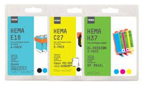 Inktcartridge hema