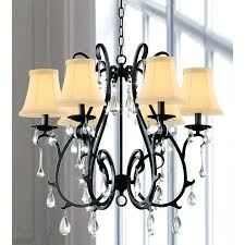 black chandelier with crystals chandeliers for less black crystal chandelier replacement parts