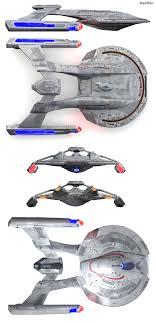 Federation Starship Designs Akira Class Starship One Of The Best Trek Ship Designs A