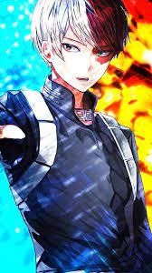 Anime Wallpaper Todoroki - Tiansw ...