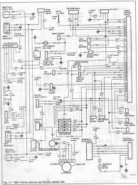 78 wiring diagram ford service manual ford bronco forum 1989 ford bronco wiring diagram at 1975 Ford Bronco Wiring Diagram