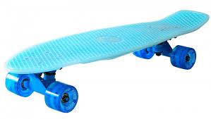 <b>Y</b>-<b>Scoo Скейтборд Big</b> Fishskateboard Glow 27 - Акушерство.Ru