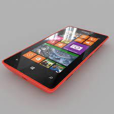 Nokia Lumia 525 Red by FairCG
