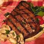 beer   brown sugar steak marinade