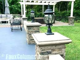 medium size of solar garden lamp post lights australia outdoor posts light lighting glamorous li