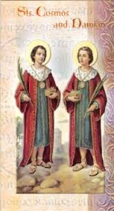 Image result for sts cosmas and damian