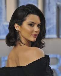 Kendall Jenner's short hair