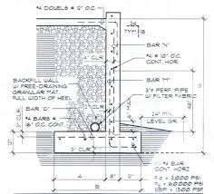 basement retaining wall design perfect basement wall design example also inte 5104 collection