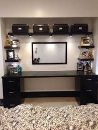 ikea office organizers. a diy desk from an old closet door to incorporate shelves boxes and filing cabinets complete the look another option for my client his ikea office organizers 4