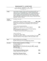 Sample Business Resumes Gorgeous Masters Degree Resume Free Traditional Templates Examples Young