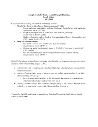 social media proposal example - Khafre