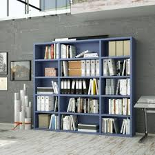 office racking system. Almond D.32,8 Lacquered Office Shelving System By HomePlaneur Racking