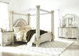 Canopy Queen Bedroom Sets Medium Size Of Bedroom Black Wood Canopy ...