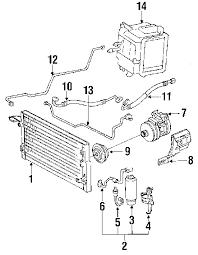 parts com® toyota 4runner blower motor fan oem parts diagrams 1995 toyota 4runner sr5 v6 3 0 liter gas blower motor fan