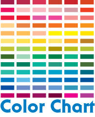 Fdc Color Chart Food Drug Cosmetic Koch Color