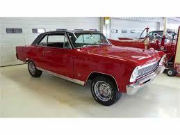1966 Chevrolet Chevy II Nova SS for Sale   ClassicCars.com   CC ...