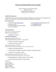 New Grad Rn Resume Examples Sample New Grad Rn Resume Sample New Graduate Nurse Resume Sample 9