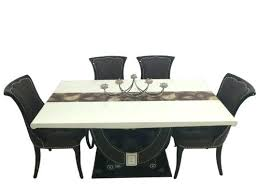 full size of 5pc faux marble round dining table set top india lucky u id