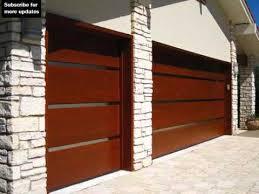 modern garage doorModern Sliding Garage Doors  Modern Garage Doors  Openers  YouTube