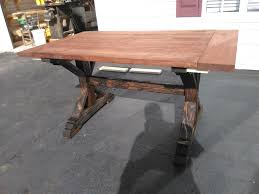 diy outdoor farmhouse table. Picture Of Rustic Farmhouse Table DIY Diy Outdoor A
