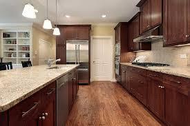 dark color scheme work for your kitchen