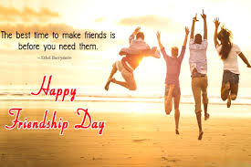 Happy Quotes About Friendship New Happy Friendship Day 48 Quotes For Best Friend And Friendship