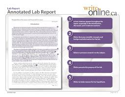 write online lab report writing guide parts of a lab report lab report sample introduction