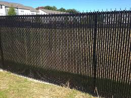 garden gates lowes. Gates Lowes Seclusions Ft X Woodland Brown Woodplastic Ideas Brilliant Idea For Using Fencing To Garden