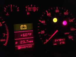What Does A Battery Light Mean Alternator Problems Questions Please Help 247 841 Miles
