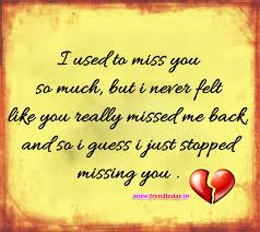 i miss you so much that it es to a point that i m dying cause i can t see you feel you speak to you or touch you