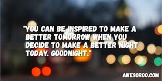 Inspirational Good Night Quotes Custom 48 [BEST] Encouraging Good Night Quotes Wishes Feb 48