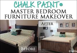 ideas for painting bedroom furniture. Amazing Decoration Chalk Painted Bedroom Furniture Vibrant Ideas Paint Master Makeover Over The Big Moon For Painting