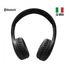 SBS-64986 Kafa Üstü Bluetooth Kulaklık ( 4 Saate Kadar Müzik Oynatma Süresi  / İtalyan SBS Kalitesi ile