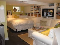 Bedroom in basement, designed by Carlisle Classic Homes. So planning a room  like this