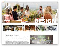 Lux Events And Design 18 Best Party Planner Websites For Design Inspiration 2019