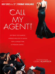 Call my agent Temporada 1 audio español