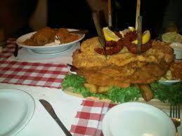 Country Style Hungarian Restaurant Menu