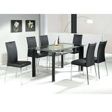 full size of arctic white extending black glass dining table and chairs decorating ideas great