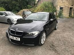 details about 2006 bwm 330d auto m sport black non runner spares or repair