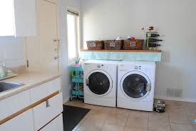 Kitchen Laundry Multifunctional Spaces Our Kitchen Laundry Nook