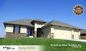 one story home plans design 43060 the iskey