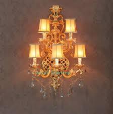 large wall sconce lighting. Big Antique Wall Sconce 5 Lamps Large Crystal Lights Vintage Sconces Lighting Amazing I