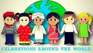 Celebrations Around the World | Celebration around the world, Alphabet for  kids, Holidays around the world