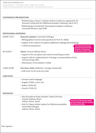 Resume Template For Graduate School Application Apply For A PhD How To Write Your CV Academics 24