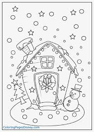 15 New Free Printable Disney Christmas Coloring Pages Karen