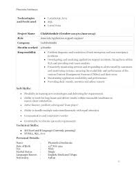 resume sample applying job resume for application support engineer resume  sample for job application download