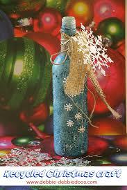 Pin By Janet T On Altered Wine Bottles  Pinterest  Bottle Wine Bottle Christmas Crafts