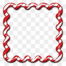 candy cane border png.  Border Free Clipart Images Candy Cane Border Clip Art   Art PNG Throughout Png