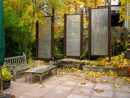 subtle ways to add privacy to your yard