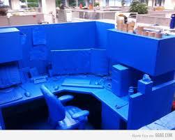 Office desk pranks ideas Funny Pranks Painterstapedesk Shoplet Painterstapedesk Shoplet Blog